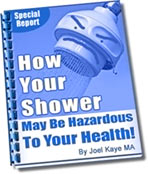 How Your Shower May Be Hazardous To Your Health